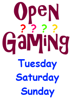 Open Gaming